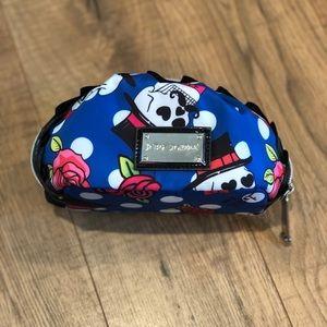 Betsey Johnson Skull Make up Bag